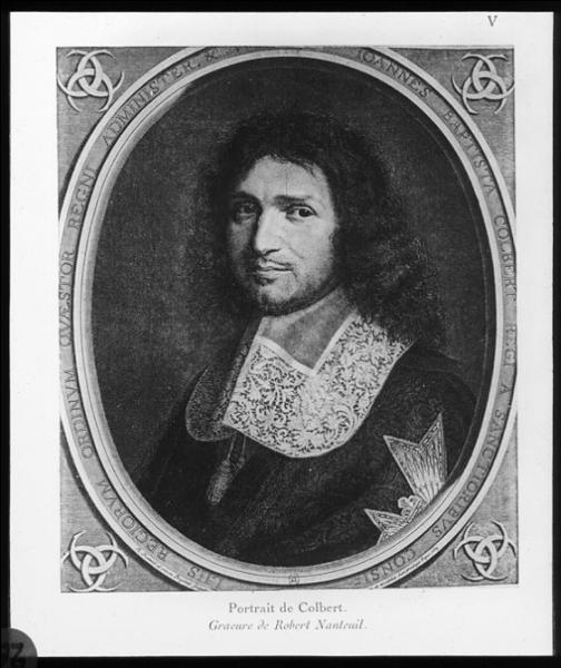 Un des principaux ministres de Louis XIV est Jean-Baptiste Colbert. Ce dernier s'efforce de développer