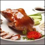 Un incontournable de la cuisine chinoise ! Il est généralement servi avec des légumes et une galette de blé.
