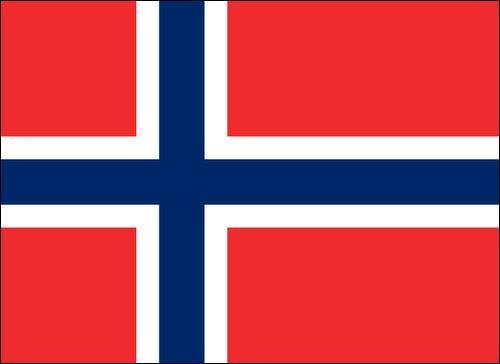 Parmi ces pays, lequel dispose d'un drapeau à fond bleu ?