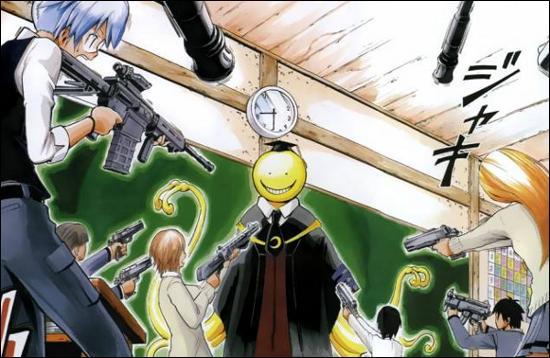 Comment se nomme ce manga ?