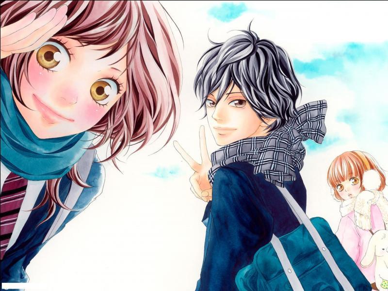 Dans quel manga voit-on ces personnages ?