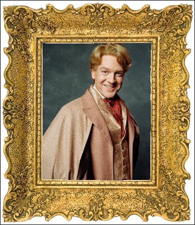 Pour Gilderoy Lockhart, je ne dévoile plus d'indice.