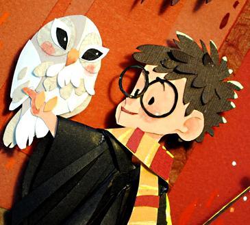 Harry Potter : Qui suis-je ? (4)