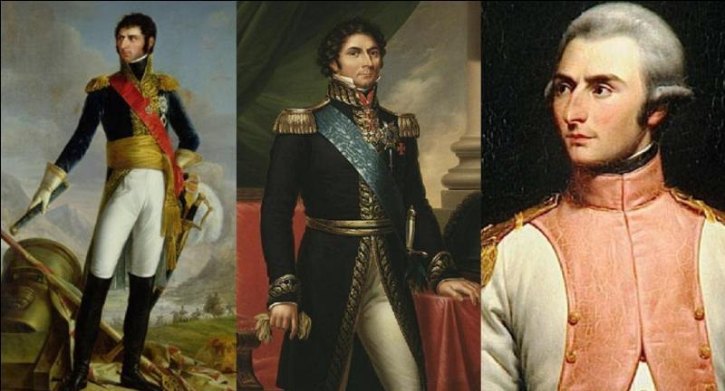 Ce soldat de Napoléon 1e, natif de Pau, est devenu le créateur d'une lignée royale en Europe. En plus, il se retourna contre son ancien « maître » ! Qui est ce personnage ?