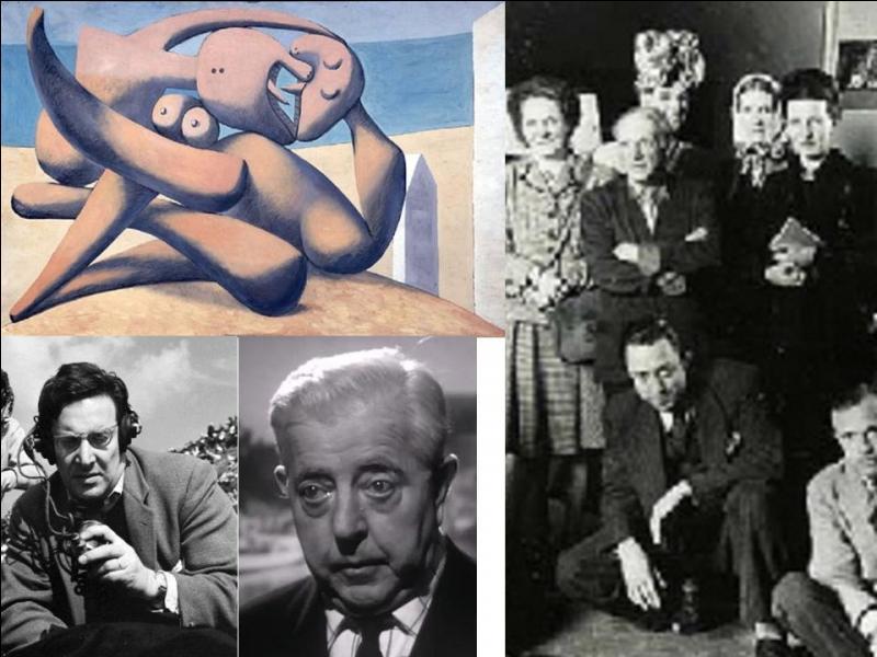 « Le désir attrapé par la queue » est une pièce de théâtre de style « théâtre surréaliste ». Elle a été mise en scène par Jean-Jacques Lebel et Allan Zion. La « première » officielle eut lieu en 1967 à Saint-Tropez. Qui a créé cette pièce de théâtre ?