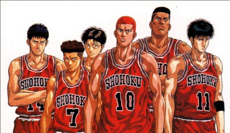 Parmi les 5 majeurs de Shohoku, qui est le plus nul ?