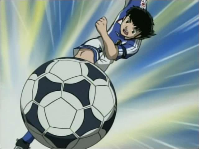 Le capitaine Tsubasa porte le numéro...