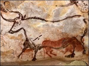 Où a-t-on retrouvé de magnifiques peintures préhistoriques ?
