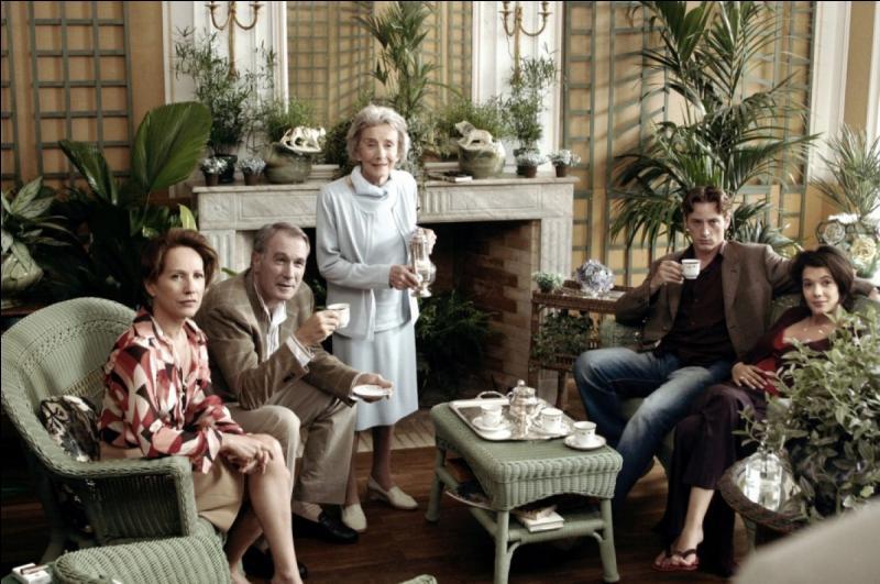Quel est ce film de Claude Chabrol où joue Nathalie Baye ?