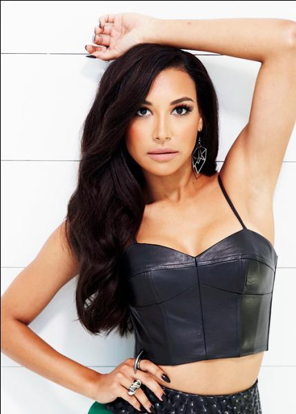 Un peu compliqué mais vraiment possible à deviner, elle joue Santana dans Glee. Qui est-ce ?