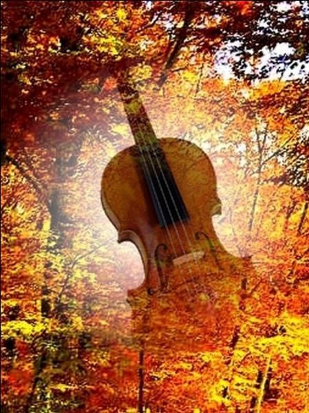 """Qui chantait """"Quand revient le vent de l'automne, je pense à tout ce temps perdu, je n'ai fait de mal à personne, je n'ai pas fait de bien non plus"""" ?"""