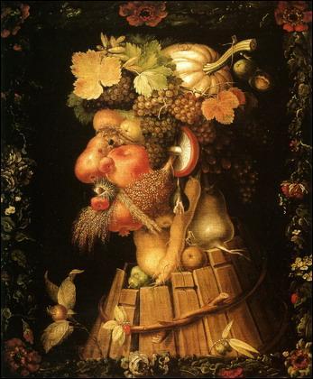 """Qui est l'auteur de la toile """"L'automne"""" ?"""