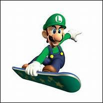 On associe souvent ce personnage à Mario. Qui est-il ?