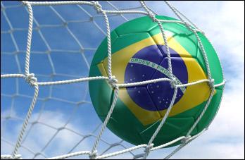 Quel joueur ne joue pas dans l'équipe brésilienne ?
