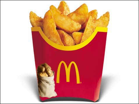 Comment s'appellent ces patates taillées en frites ?