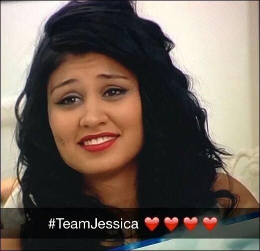 Jessica avait pour secret ...