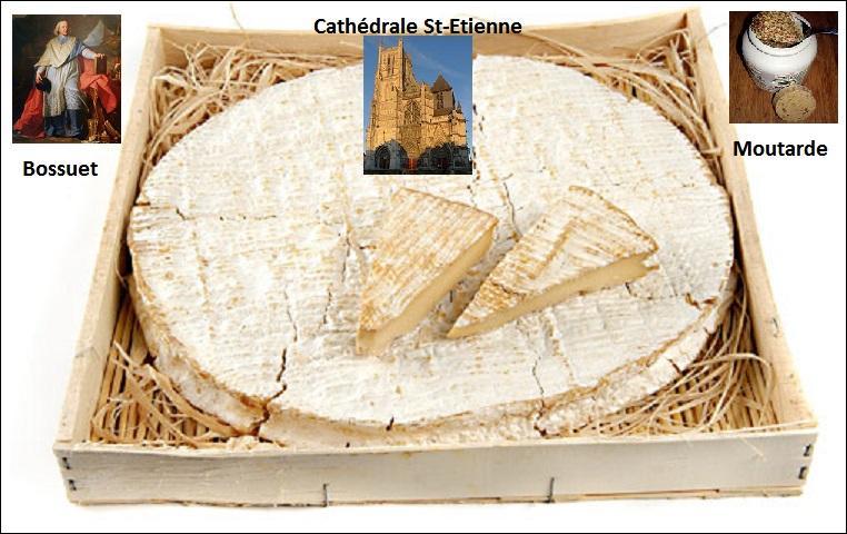 Les indices vous donnent la provenance de ce fromage Brie.
