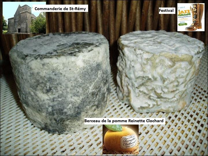 Ce fromage au lait de chèvre dont le goût beurré et de noisette est d'un raffinement sans nom se consomme affiné. Quelle appellation porte-t-il ?