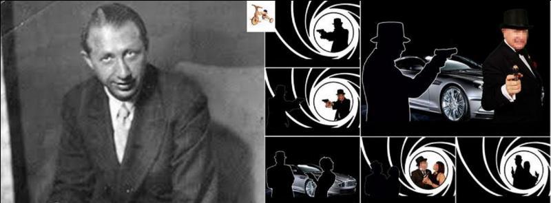 Cette personne a inspiré un héros de la littérature et du cinéma d'espionnage. Il a inspiré James Bond 007 et se nomme « Dusko Popov ». C'est un agent double de la 2e Guerre mondiale, il a été embauché par l'Abwher mais, a réellement travaillé pour le MI6, service de contre-espionnage anglais. Bien sur, pour chacun d'eux, il portait un faux nom, quels étaient-ils ?