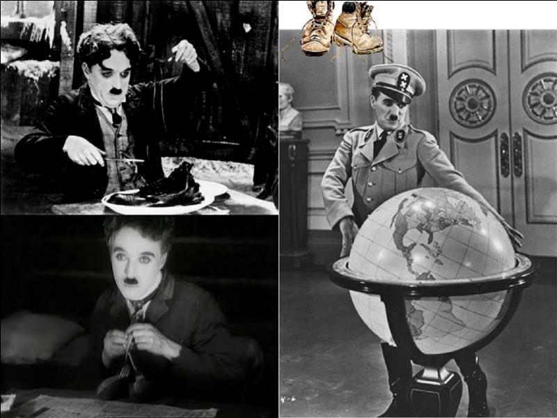 Le métier d'acteur peut être dangereux, même dans des scènes où on pourrait ne pas le croire, des scènes pouvant être drôles, sensibles… Charlie Chaplin, l'a démontré à son corps défendant (et on peut le dire) ! Suite au tournage de cette scène, il a été hospitalisé. Dans quel film et dans quelle scène, cela lui est-il arrivé ?