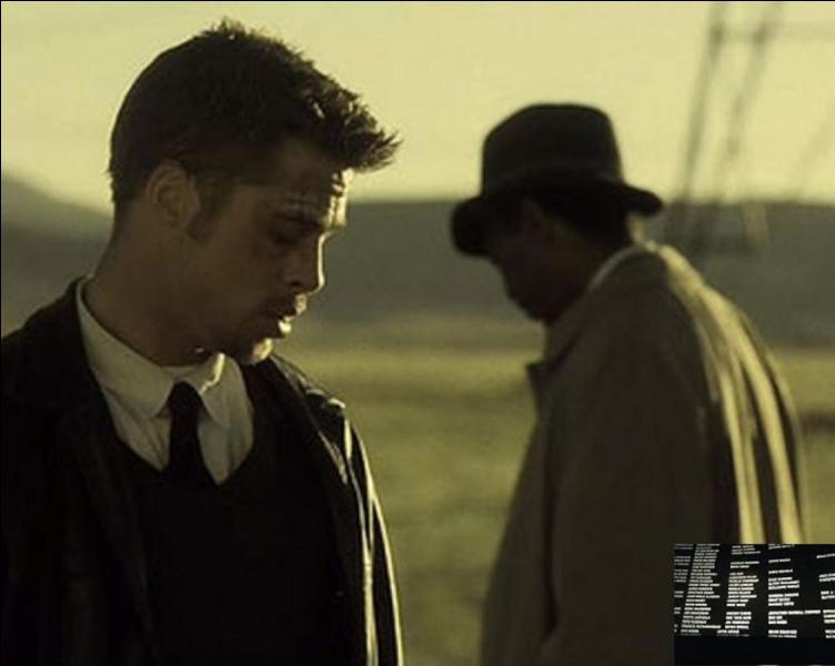 Dans le film « Seven » de David Fincher, il y a une particularité que l'on ne retrouve pas dans d'autres films (a priori). Cela concerne l'un des héros, le « méchant » de ce film. Quelle est cette particularité ?
