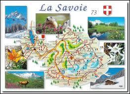 Laquelle des ces villes ne se situe pas en Savoie (73) ?