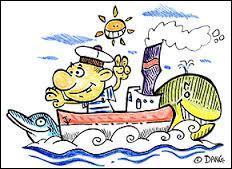 """Au bout de combien de semaines les vivres vinrent à manquer dans la comptine """"Il était un petit navire"""" ?"""