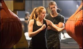 A la fin du premier test quel est le classement de Tris ?