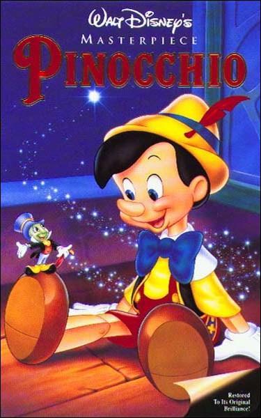 """Dans """"Pinocchio"""" comment s'appelle le criquet qui a la tâche d'être la bonne conscience du pantin pour lui éviter des ennuis ?"""