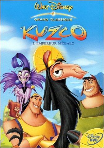 """En quelle année est sorti le film """"Kuzco, l'empereur mégalo"""" ?"""