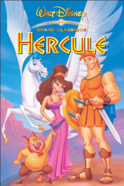 """Dans """"Hercule"""" comment s'appelle le dieu des Enfers ?"""