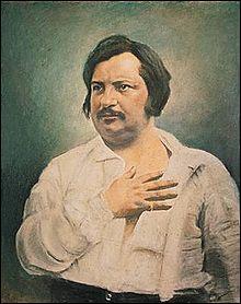 Parmi ces quatre propositions, quelle est celle que Balzac à composée ?