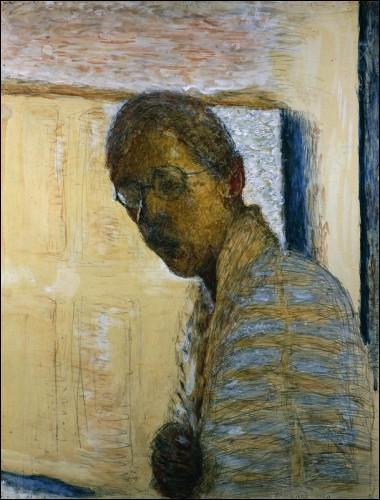 Un musée portant son nom, a été ouvert en 2011 au Cannet dans les Alpes-Maritimes. Quel est ce peintre nabi, qui s'est représenté ici en 1930 ?