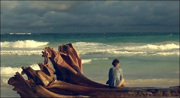 Quel est le nom de ce clip où Mr.Probz est sur une île déserte ?