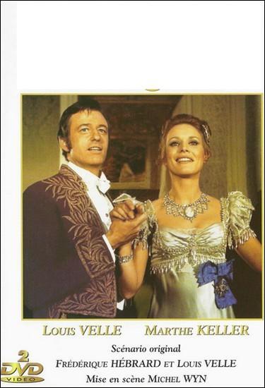 Feuilleton télévisé français diffusé pour la première fois à partir de janvier 1972, il met en scène les amours entre un diplomate français et une princesse étrangère. Il s'agit de :