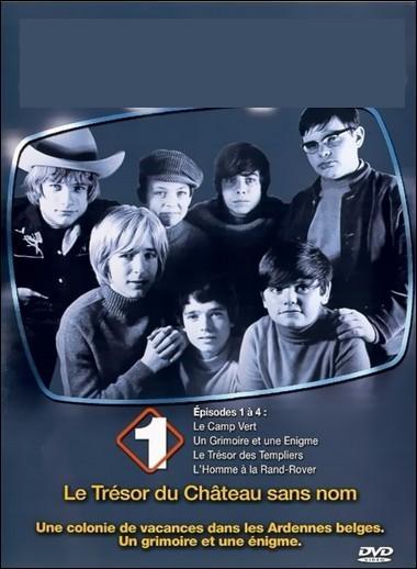 Coproduite par la France et trois autres pays, cette série est diffusée à partir de mai 1970 sur la deuxième chaine de l'ORTF et met en scène une colonie de vacances dans les Ardennes belges. Son titre est :