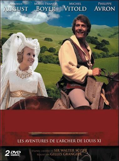 Coproduction franco-allemande, cette série, diffusée pour la première fois en 1971, est adaptée d'un roman de Walter Scott. Il s'agit de :