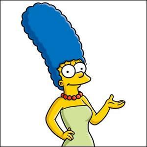 Quelle(s) réponse(s) concernant Marge Simpson est/sont correcte(s) ?