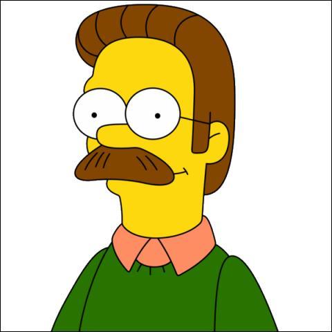 Quelle(s) est/sont la/les mauvaise(s) réponse(s) à propos de Ned Flanders ?