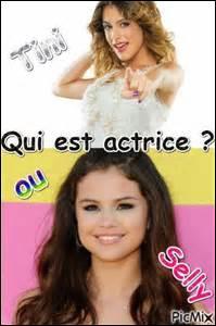 Qui reçoit en 2013 le titre de l'actrice de télévision préférée des Français ?