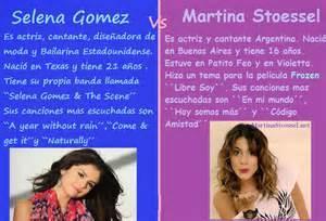 Selena Gomez et Martina Stoessel : What else ?