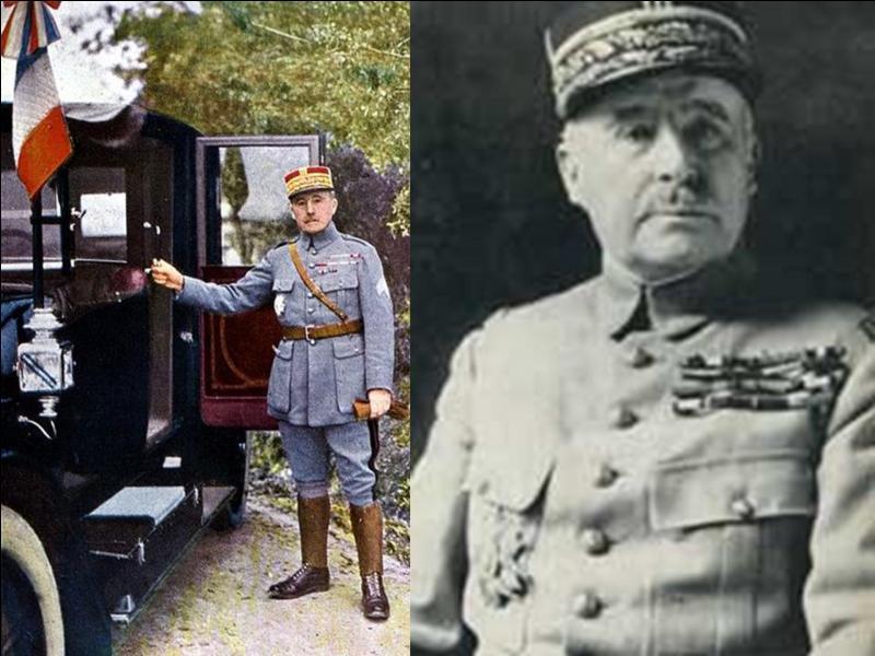 Qui succède au général Pétain comme commandant de la IIe armée engagée dans la défense de Verdun ?