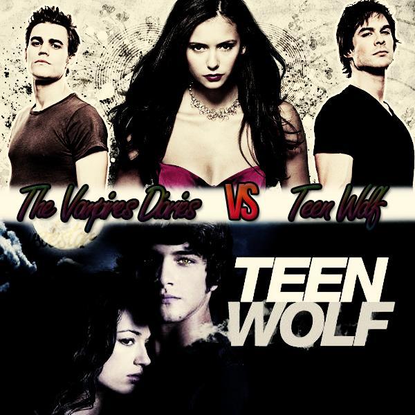 Vampire Diaries & Teen Wolf - Trouve la citation