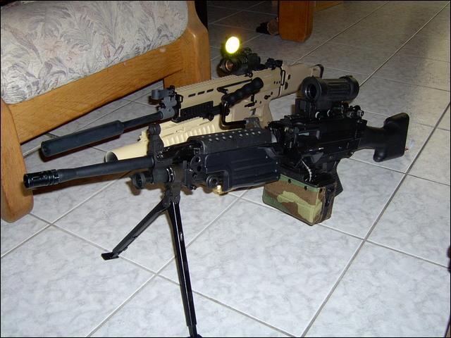 Cette arme est-elle un sniper?