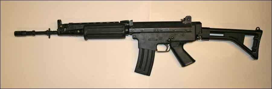 Quelle est la portée pratique de cette arme?