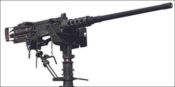 Quel est le calibre de cette arme?
