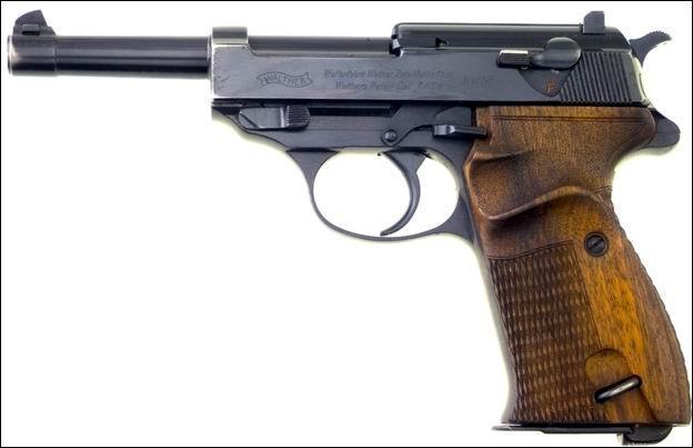 Laquelle de ces armes n'est pas russe ?