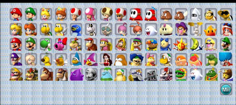 Voici les personnages de Mario Kart 9 ! Dixie Kong est dedans : vrai ou faux ?