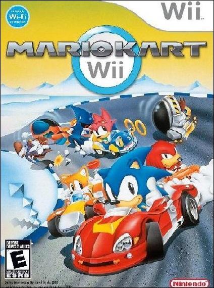 Pour finir qui s'est infiltré dans le jeu mario Kart Wii ?