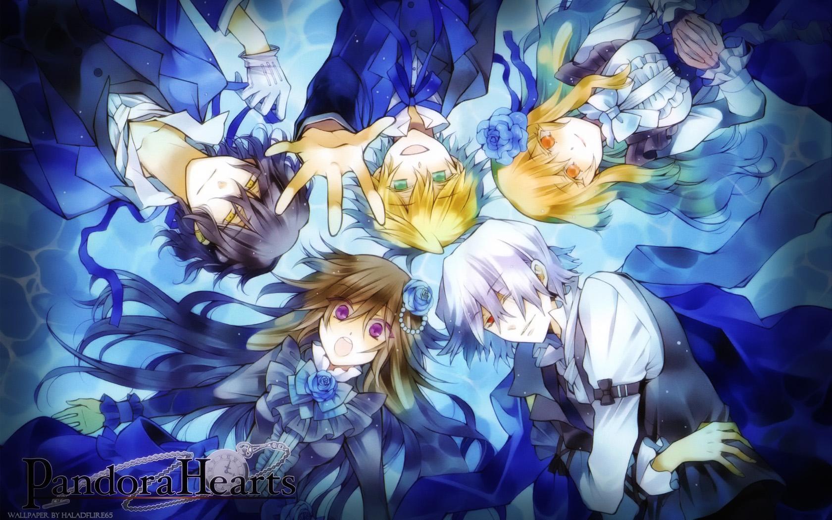 Pandora Hearts : Les bases à connaître !